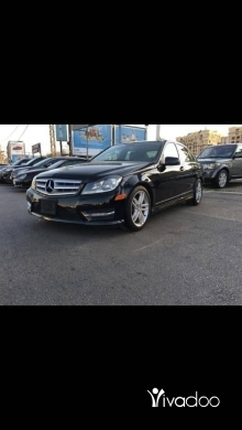 Mercedes-Benz in Beirut City - Mercedes C300 2013