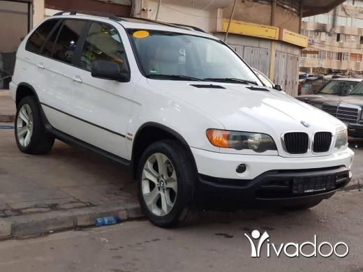 BMW in Beirut City - .