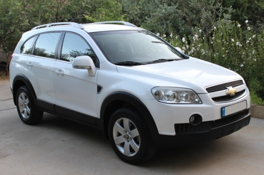 Chevrolet in Chtaura - Chevrolet Captiva