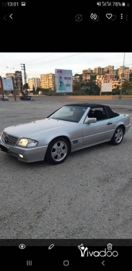 Mercedes-Benz in Zouk Mikaël - Car for sale