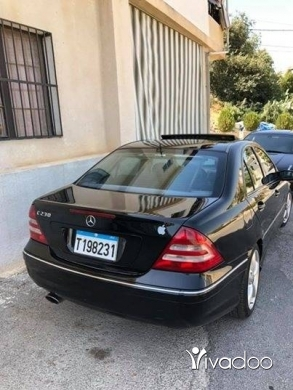 Mercedes-Benz in Ras-Meska - For sale mercedes c230 2006. For more info 70 202362