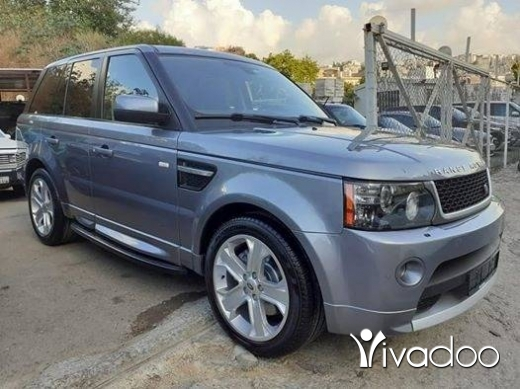 Rover in Mkalles - Range rover sport Autobiography luxury package 2013 Full options ajnabieh