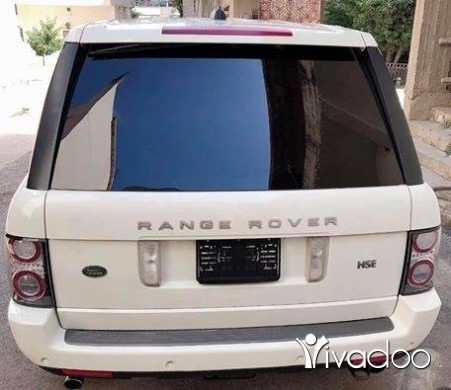 Rover in Zahleh - Range rover vogue HSE 2008 look 2010