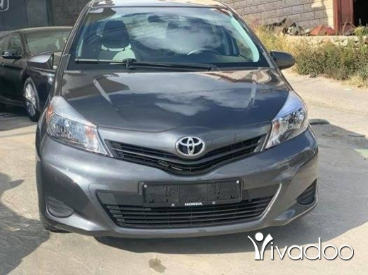 Toyota in Beirut City - Toyota Yaris 2012