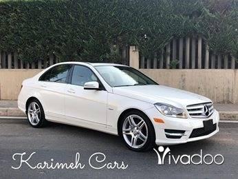 Mercedes-Benz in Tripoli - Mercedes C250