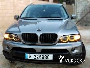 BMW in Tripoli - bmw x5 2004