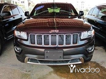Jeep in A'aba - Grand cherokee
