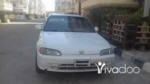 Honda in Tripoli - هوندا سيفيك