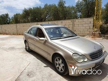 Mercedes-Benz in Berqayel - C240model2003