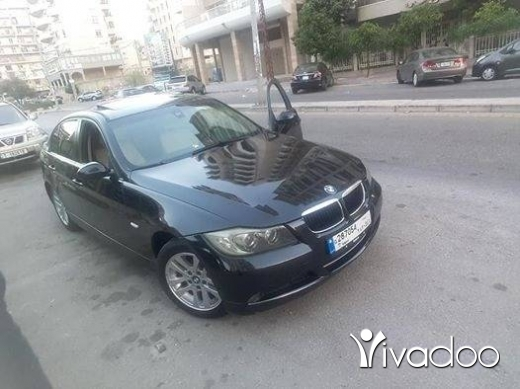 BMW in Tripoli - Bmw 320i 2007