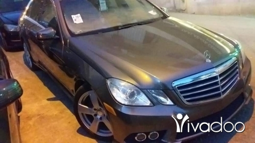 Mercedes-Benz in Chtaura - Mercedes E350 ajnabi 2010 clean carfax