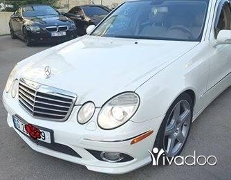 Mercedes-Benz in Tripoli - مرسيدس(( 211)) ((E 350 )) موديل 2009 خارقه للبيع هيدا رقمي)