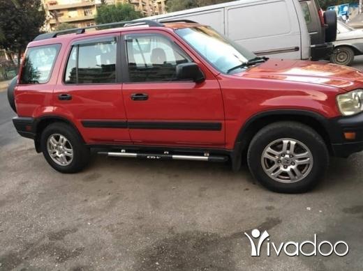 Honda in Tripoli - Honda crv 2001