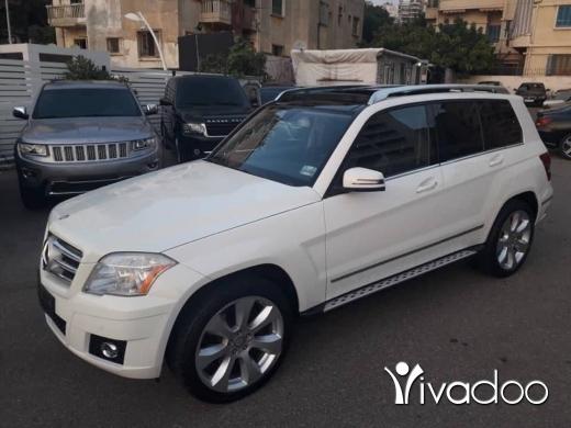 Mercedes-Benz in Port of Beirut - MERCEDES GLK 350