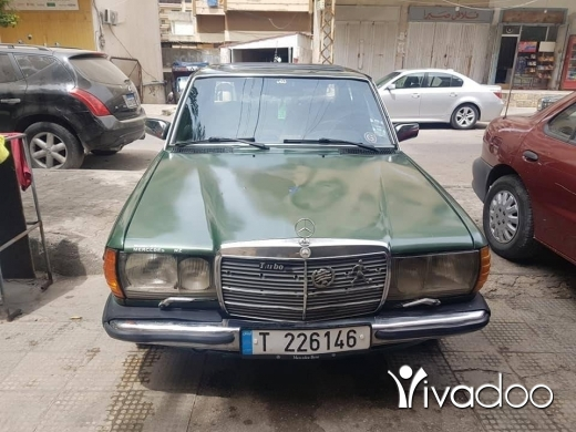 Mercedes-Benz in Tripoli - mzout 5 jdid model 76