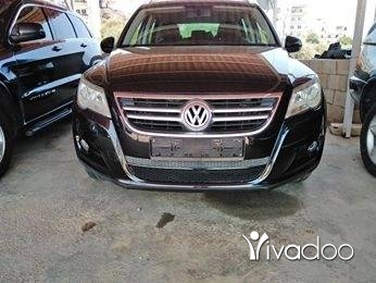 Volkswagen in Afsdik - Golf tiguan