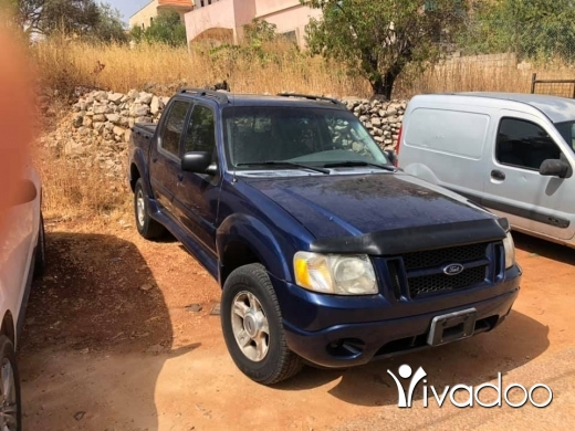 Ford in Nabatyeh - FORD EXPLORER SPORT TRAG XLT