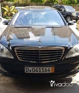 Mercedes-Benz in Tripoli - مرسيديس 450 ألمانية للبيع نضيفة كتير()