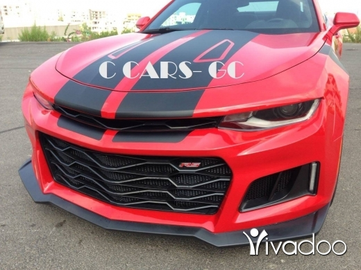 Chevrolet in Beirut City - 2017 CHEVROLET CAMARO LT2 RED