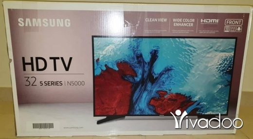 Autres TV, DVD & Vidéo dans Tripoli - Samsumg HDTV 32 5 series (New)