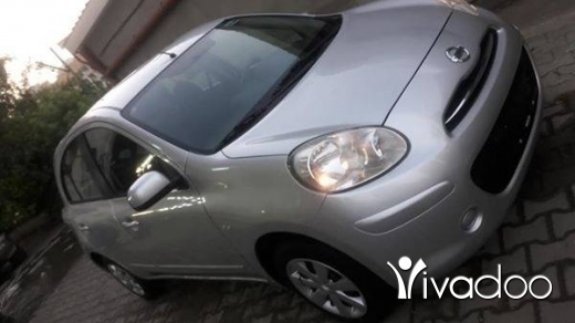 Nissan in Tripoli - nissan micra
