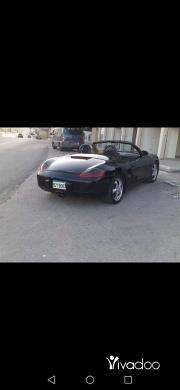 Porsche in Beirut City - Porsche 1998