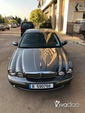 Jaguar in Beirut City - Jaguar X-Type 2.0 2008