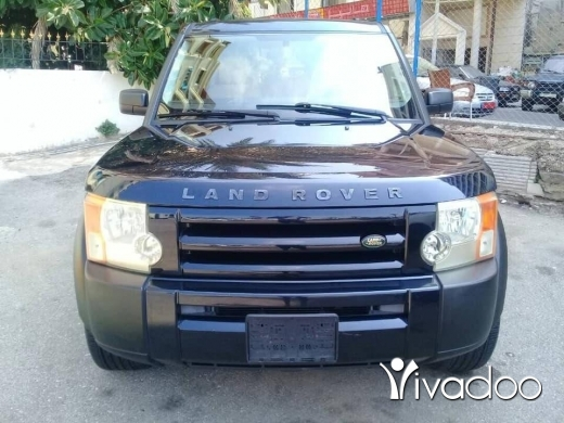 Land Rover in Beirut City - LAND ROVER LR3 2005