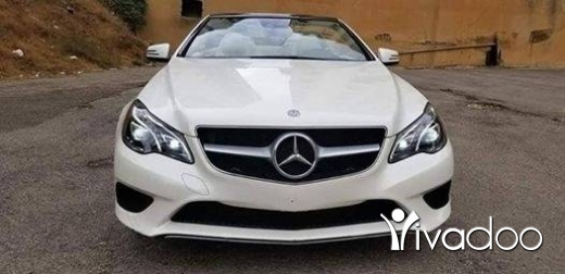 Mercedes-Benz in Tripoli - Mercedes Benz E350