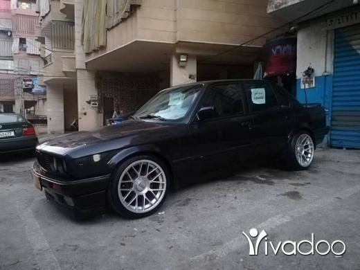 بي ام دبليو في حارة حريك - For sale BMW 325i model 88
