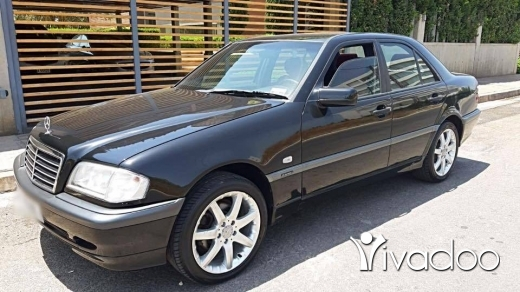 Mercedes-Benz in Tripoli - C 180 modle 1999 clean car