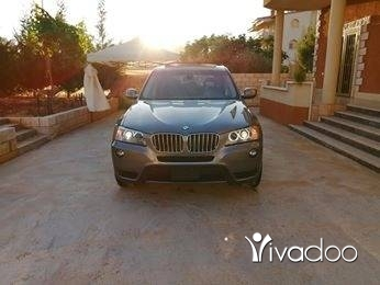 BMW in Tripoli - BMW X 3