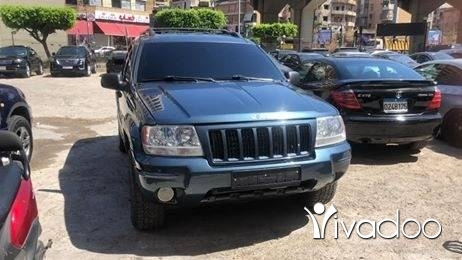 Jeep in Tripoli - Grand 2004 jded