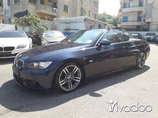 BMW in Tripoli - BMW 335i 2007
