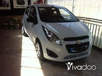 Chevrolet in Baakline - Chevrolet spark 2013, full option ma 3ada vitas company origin