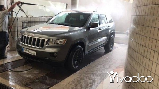 Jeep in Aley - jeep