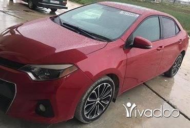 Toyota in Tripoli - كورورلا 2014 stype ميكانيك وحديد كل شي نظيف.امكانية الفحص بالكامل.اجنبية.