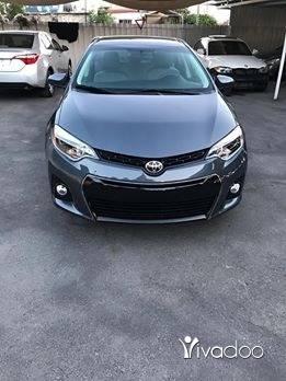Toyota in Tripoli - Toyota corolla 2014