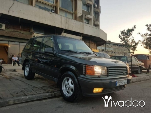 Land Rover in Beirut City - Ranj rover model 95