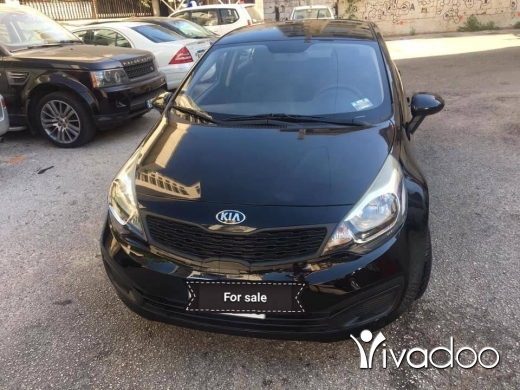 Kia in Beirut City - Kia rio 2014 automatique