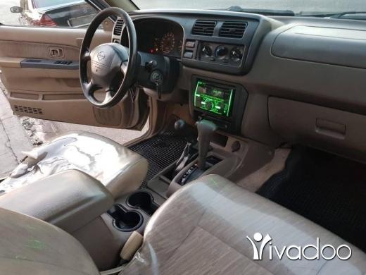 Vans in Tripoli - Nissan model