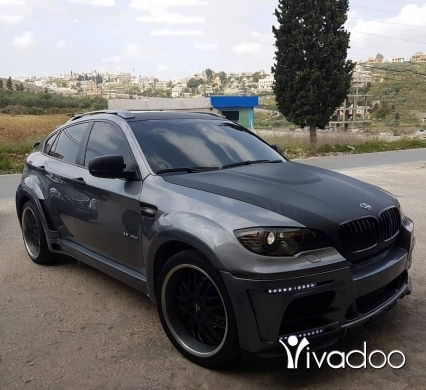 BMW in Sour - BMW X6 Hamann