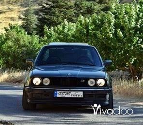 BMW in Tripoli - syara 7lwi mzanyet new boy