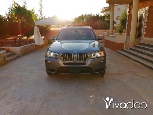 BMW in Beirut City - BMW X 3 2011