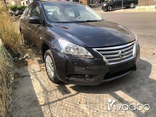 Nissan dans Zouk Hadareh - Nissan sintra 2015