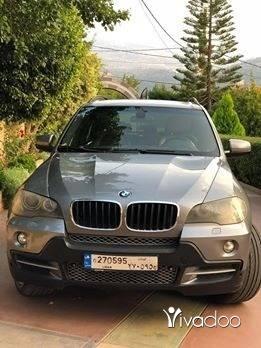 BMW in Tripoli - Bmw x5 2007 sport bagedg panoramic khare2