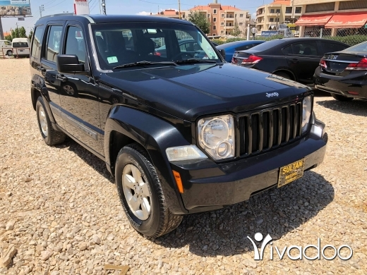 Jeep in Beirut City - jeep liberty 2010 4x4