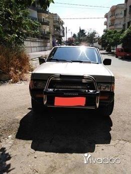 Nissan in Tripoli - Nissan pathfinder