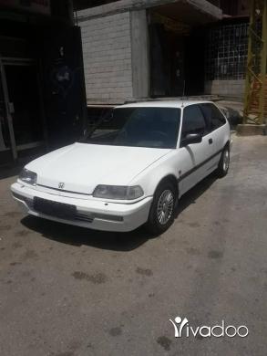 Honda in Halba - هوندا سيفيك