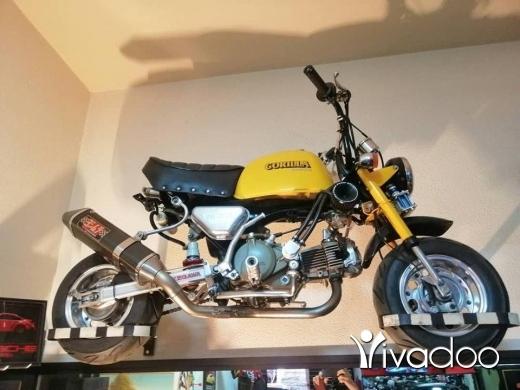 Baotian in Beirut City - Modified Honda Gorilla 145cc